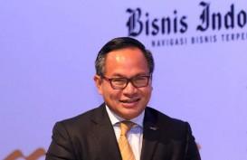 Bos Bank Mandiri Ulang Tahun Ke-44 Mendapat Kejutan dari Perbanas dan IBI