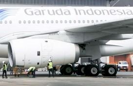 Garuda Terbangi Rute Makassar-Raha