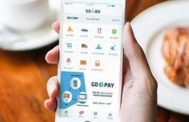 Go-Pay Catat Porsi Transaksi Lebih dari 50%