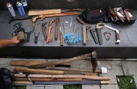 Penumpang KM Bahari Kedapatan Bawa Senjata Tajam