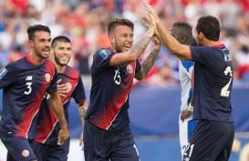 Hasil Gold Cup: Libas Panama, Kosta Rika ke Semifinal