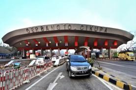 Ini Jumlah Kendaraan yang Melintasi Jalan Tol Tangerang-Merak…