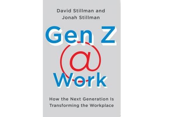 Gen Z  Work - harpercollins.com