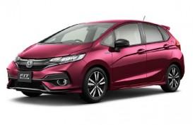 Honda Jazz Perbaharui Eksterior dan Interior