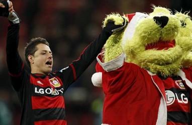 Chicharito Hernandez Perkuat Lini Depan ke West Ham