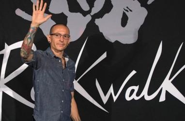 Vokalis Linkin Park, Chester Bennington Meninggal Dunia