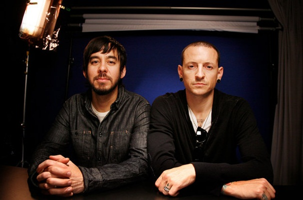 Mike Shinoda dan Chester Bennington - Billboard