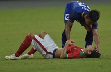 Pra Piala Asia U-23: Indonesia vs Thailand, Jalan Terjal Menuju China