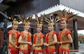 Festival Budaya Dayak Digelar di Barito Utara