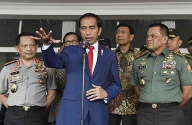 Jokowi : Ditegur Itu Harusnya Ngerti Apa yang Dilakukan
