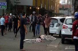 2 Wanita Bunuh Diri dengan Meloncat dari Lantai 6 Apartemen