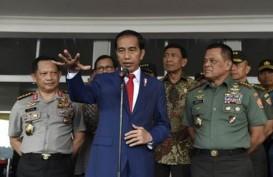 Presiden Joko Widodo Ambil Sumpah 728 Calon Perwira Remaja