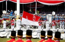 Calon Paskibraka di Istana Kepresidenan Mulai Jalani Pelatihan