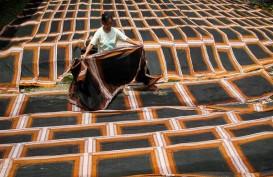 SENTRA INDUSTRI KECIL : Proyek Teritip Mulai Pembangunan Fisik
