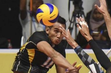 Hasil Kejuaraan Bola Voli Asia: Indonesia Dikalahkan Korsel