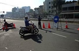 Aksi 287: Ini Skema Pengalihan Arus di Jakarta