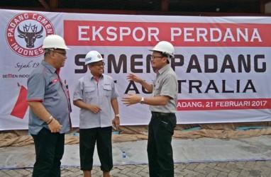 Andalkan Proyek Infrastruktur, Semen Padang Yakin Penjualan Membaik Pada Semester II