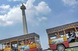 Ternyata Ini Penyebab Permukaan Tanah Jakarta Turun 12 Cm per Tahun
