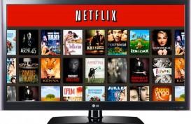 Netflix Diguyur Kredit US$500 Juta