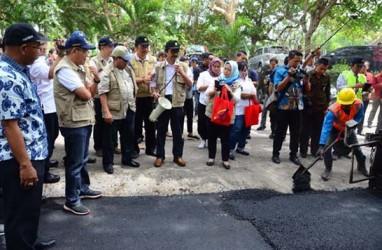 Kementerian PUPR Kembangkan Pemanfaatan Limbah Plastik Untuk Aspal