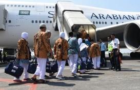 Ini Jadwal Keberangkatan Pesawat Haji di 13 Embarkasi/Kota se-Indonesia