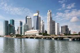 KERJA SAMA RI & SINGAPURA : Tax Treaty Sudah Usang