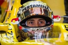 Sean Gelael Kembali Dipercaya Uji Kendaraan F1