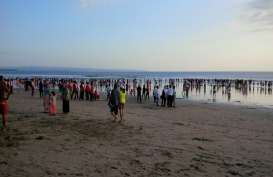 Kunjungan Turis Mancanegara ke Indonesia Selama Bulan Juni Turun