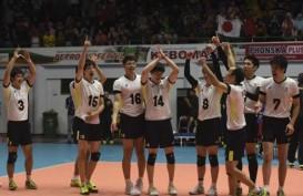 Jepang Juara Voli Asia, Indonesia Peringkat 4