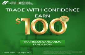 Selama Agustus, Monex Tawarkan Reward untuk Nasabah Aktif Transaksi
