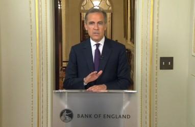 Bank of England Diprediksi Naikkan Suku Bunga