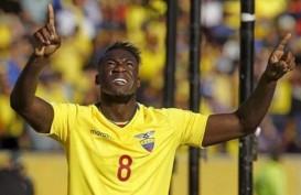 Lazio Angkut Tombak Tajam Ekuador Eks-Manchester City