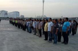 Mogok JICT Hari Kedua, Polres Pelabuhan Priok Kerahkan 543 Personil