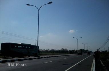 TENDER LAMPU JALAN KORIDOR 13 : DKI Putus Kontrak Pemenang Lelang