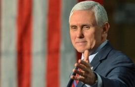 Wakil Presiden AS Mike Pence Bantah Incar Kursi Presiden 2020