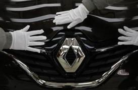 Renault Dirikan Perusahaan Patungan di Iran