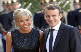 Ratusan Ribu Orang Teken Petisi Tolak Status Ibu Negara untuk Istri Presiden Prancis