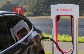 Sehari, Mobil Listrik Tesla Model 3 Dipesan 1.800 Unit