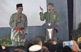 Pesan Jokowi, Rawat Tradisi Seni Pencak Silat