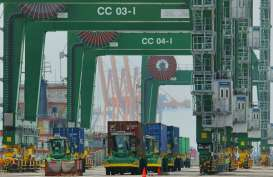 Terminal Teluk Lamong Layani Bongkar Muat Kapal Liberia dan Malta