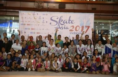 Indonesia Tuan Rumah Pertama Kompetisi Ice Skating Tingkat Asia