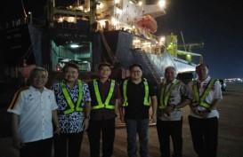 COASTAL SHIPPING : Feri Jarak Jauh Perlu Terminal Khusus