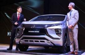 INDONESIA BASIS PRODUKSI : Mitsubishi Ekspor LMPV 2018