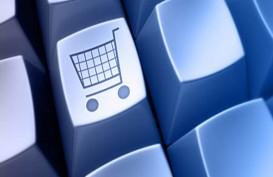 TRANSAKSI E-COMMERCE : Kontribusi Ekonomi Digital Berpotensi 10% dari PDB