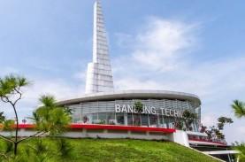 Perayaan Hakteknas, Bandung Techno Park Raih Penghargaan