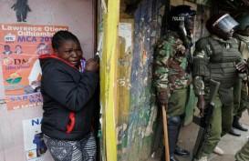 PEMILU PRESIDEN: Usai Umumkan Pemenang, Kepolisian Kenya Tewaskan 11 Orang