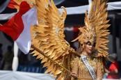 Jember Fashion Carnaval ke-16 : Jokowi Sebut Jember Kota Karnaval Dunia