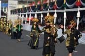 Jember Fashion Carnaval ke-16, Penumpang Kereta Api ke Jember Meningkat