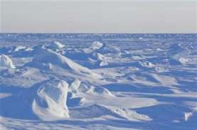 Kutub Utara Mencair, Mitigasi Mulai Disiapkan
