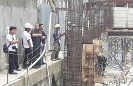 Pembangunan Hotel Ibis Palembang Disetop Sementara